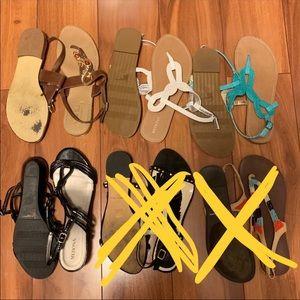 Shoes - Sandal Bundle